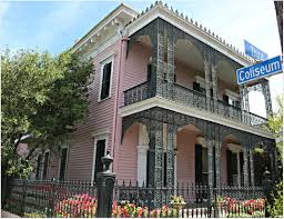 plantation style homes new orleans garden district