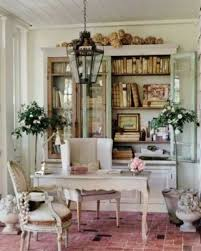 Inspiring Ideas For Home Office Design In Vintage Style - Vintage style interior design