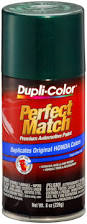 amazon com dupli color bha0978 taffeta white honda perfect match