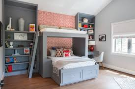 bedroom accent wall colors for inspiring transitional kids