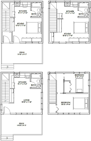 guest house plans tiny house plans guest houses 20x20 master bedroom floor plan