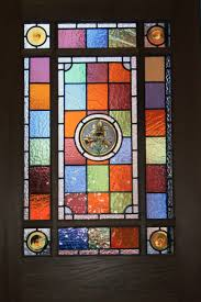Stained Glass Door Panels by New Finds And Old Stained Glass For Sale