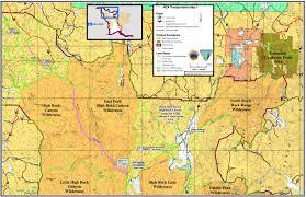 black rock desert map ohv use of black rock high rock
