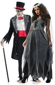 Corpse Bride Halloween Costumes Couples Corpse Bride U0026 Groom Fancy Dress Fancy Limited