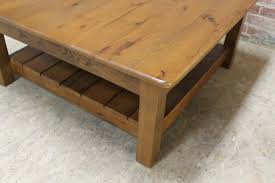 rustic square coffee table rustic square coffee table lake and mountain home