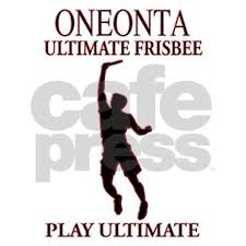 oneonta ultimate frisbee ornament by dragynshart