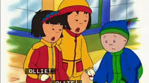 caillou u0027s happy subtitles video dailymotion