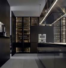 Black Kitchens 36 Stunning Black Kitchens That Tempt You To Go Dark For Your Next