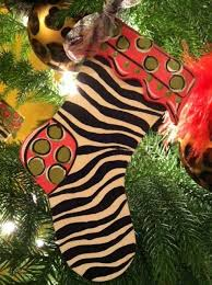 Zebra Decorations For Christmas Tree by 27 Best Zebra Black White And Silver Christmas Images On