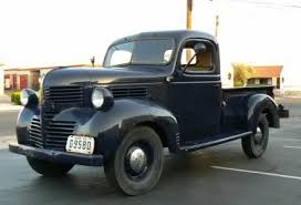 blacked out dodge truck history mid 40 s dodge blackout edition trucks the h a m b