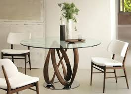 trendy dining room tables contemporary round dining room tables full size of round dining