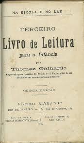 Preferidos Acervo Historico do Livro Escolar - AHLE: Thomaz Galhardo @WS83