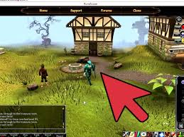 2007 Runescape Map 3 Ways To Train Attack Strength And Defense On Runescape