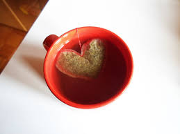 heart shaped tea bags heart shaped tea bag 5 steps with pictures