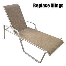 Patio Chair Replacement Slings Commercial Pool Furniture Patio Furniture Repair Refinishing