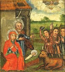 adoration of the shepherds wikipedia