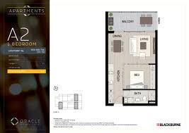 Floor Plans Perth Apartments Oracle Apartments