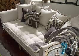 silver tufted sofa extra deep one cushion sofa in tan