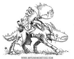 robot wolf archives imps and monsters