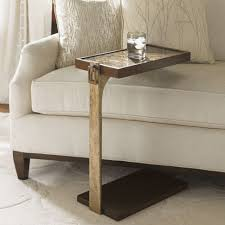 Table Under Sofa by Sofas Center Under Sofa Tray Table With Cup Holder Slide Holders