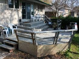 Yard Patio Before And Afters Of Backyard Decks Patios And Pergolas Diy