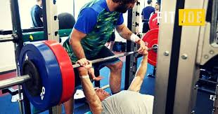 Stronger Bench This Old Bench Press Method Will Make You Stronger Joe Co Uk