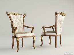 classic chair 209 3d models of chairs 3d furniture models for