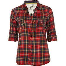 shirts and blouses tartan check shirt blouses shirts tops r