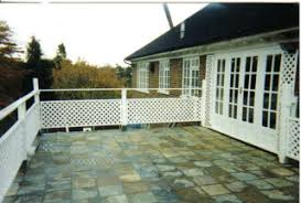 balcony tiles on flat roofs london decorators plumbers