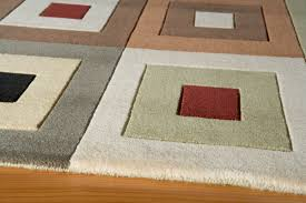 Orange And Brown Area Rugs Decor Adds Texture To Floor With Contemporary Area Rugs