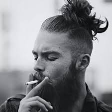 man bun short sides 50 handsome man bun hairstyles men hairstyles world