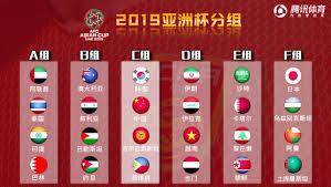 d馮lacer en cuisine signifie 2019年阿联酋亚洲杯小组赛抽签仪式 腾讯体育 腾讯网