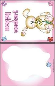 free easter greeting card print free printable easter cards