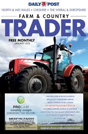 Farm U0026 Industry Trader January 2015 By Trinity Mirror North West