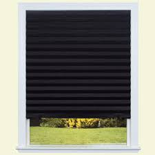 redi shade black out paper window shade 36 in w x 72 in l 4