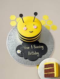 bumblebee cakes stripe the bumblebee cake serves 16 m s