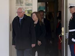 bernie sanders vermont house bernie sanders meets with obama business insider