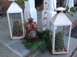 christmas on the front porch french gardener dishes