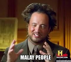 Malay Meme - people