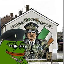 Ira Meme - gaddafi and the ira did nothing wrong by kiss my ass meme center