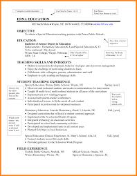 Resume Example 47 College Of by Resume Example For Art Teacher Deli Clerk Sample Resume Sample