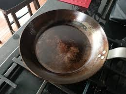 Cast Iron Cooking Frying Pan Is There A Difference In The Ease Of Seasoning Cast