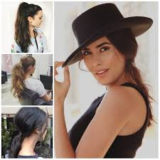 messy ponytail hairstyles for females haircuts hairstyles 2017