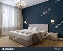 Urban Modern Interior Design Urban Contemporary Modern Bedroom Interior Design Stock
