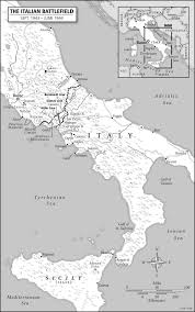 Rome Italy Map Images Of Maps From The Day Of Battle The Liberation Trilogy By