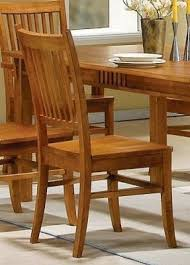 Style Dining Chairs Mission Oak Dining Room Chair Foter