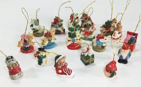 miniature ornaments b
