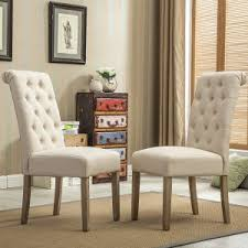 Tufted Dining Chair Set The Top 5 Best Dining Chair Sets Reviews In 2018