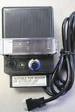 Low Voltage Landscape Lighting Transformer Low Voltage Transformer Ebay