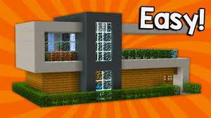 Best House Minecraft How To Build Modern House Best House Tutorial Ps3